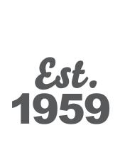 Est. 1959